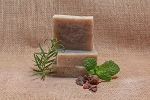 Rosemary Frank & Mint Natural Soap