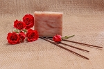 Sandalwood Rose Natural Soap