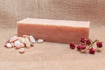 Nature's Rose Soap Loaf