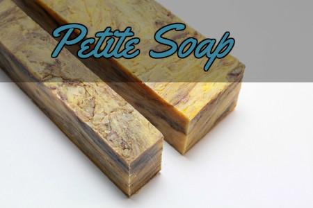 Petite Size Soap