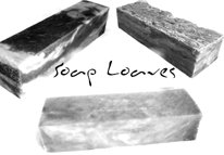 Soap Loaves - Nearly Natural Soap