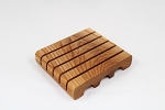 Cedar Soap Dish 001 ***7 day delay, this product may delay your order up to 7 days
