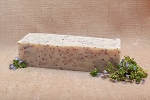 Wildflowers Soap Loaf