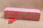 Red Clover Tea Soap Loaf