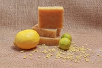 Citron Honey and Coriander Soap Bar
