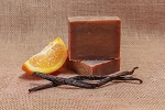 Orange Vanilla Soap Bar