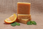 Spearmint Orange Soap Bar