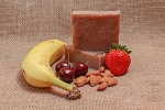 Banana Berry Almond Soap Bar