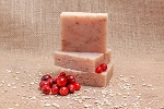 Cranbleberry Soap Bar (Special Order)