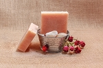Nature's Rose Soap Bar