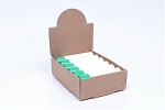 Wholesale Lip Balm: Mint 12 pack (All Natural)