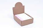 Wholesale Lip Balm: Cotton Candy 12 pack (Nearly Natural)