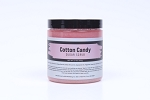 Cotton Candy Sugar Scrub Retail Ready - Light Pink - Labeled