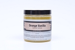 Orange Vanilla Sugar Scrub Retail Ready - Natural - Labeled