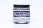 Sugar Plum Fairy Sugar Scrub Retail Ready - Silver - Labeled