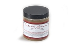 Cherry Almond Sugar Scrub with Fair Trade Organic Sugar Retail Label 10 oz