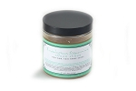 Eucalyptus Spearmint Sugar Scrub with Fair Trade Organic Sugar Retail Label 10 oz