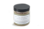 Vanilla Oatmeal Sugar Scrub with Fair Trade Organic Sugar Retail Label 10 oz