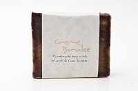 Creme Brulee Soap Bar