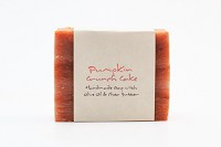 Pumpkin Crunch Cake Soap Bar