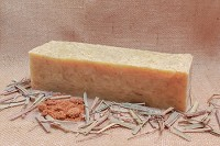 Brown Sugar and Lemongrass Soap Loaf