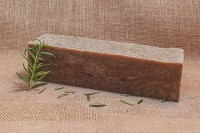 Rosemary Natural Soap Loaf