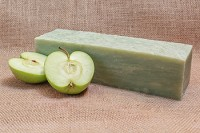 Granny Smith Apple Soap Loaf